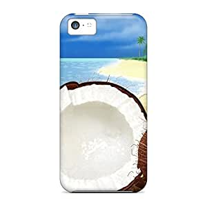 Rzh5707sTbz Coconut Awesome High Quality Iphone 5c Case Skin