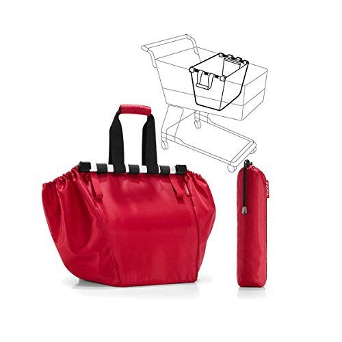 Shopping Trolley (Red) - 2
