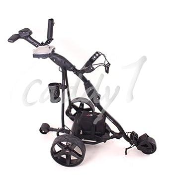 CADDYONE 450 - Carrito de golf eléctrico con mando a distancia y batería de litio: Amazon.es: Deportes y aire libre
