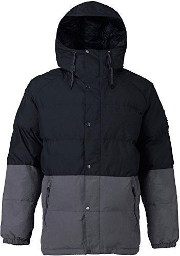 - Burton Men's Traverse Jacket, True Black/Faded, X-Large