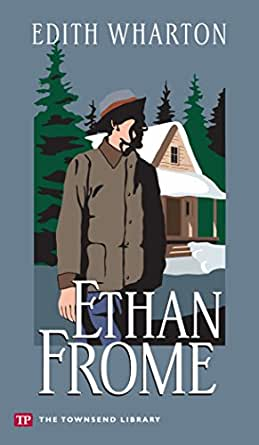 a literary analysis of ethan frome in edith wharton Free essays → literary analysis → ethan frome → buy essay the story ethan frome by edith wharton is a remarkable (wharton 25) ethan's flow to making.