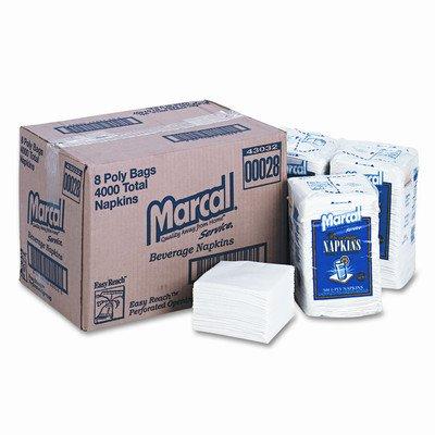 MRC28CT - 100% Recycled Beverage Napkins ()