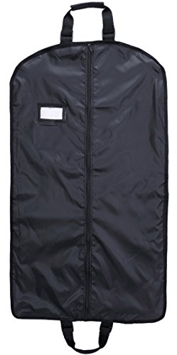 Magictodoor Travel Garment Bag 40'' for Suit/Dress w/Adjustable Handle by Magictodoor (Image #7)