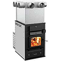 Stove Builder International Tundra II Wood Furnace