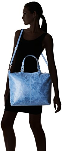 e4ea445f63 Cm 47x34x15 Borse X A 80055 Borsa L Blu blu w Tracolla H Jeans Donna Chicca  Yx0ZSY