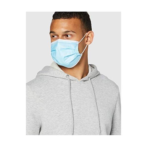 TianKang-Dreischichtige-Medizinisch-Chirurgische-Gesichtsmaske-Typ-IIR-98-Bakterielle-Filtrationseffizienz-Verifiziert-und-Getestet-Nicht-Steril-Packung-mit-50-Masken