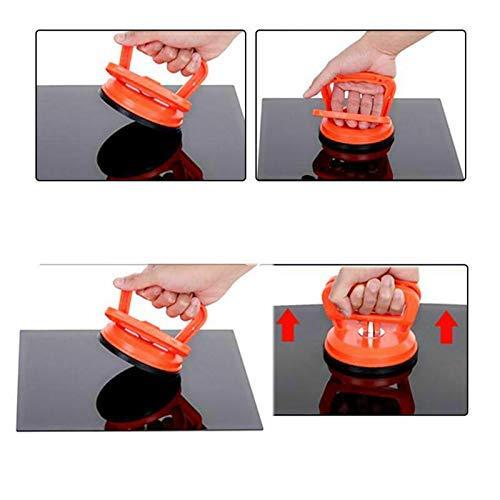 Rosso) per auto Maso 5,5 cm 1 confezione Ventose per rimozione ammaccature