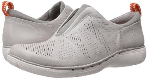 Loafer Spirit on Grey Light Clarks Leather Un Slip IvTxnz