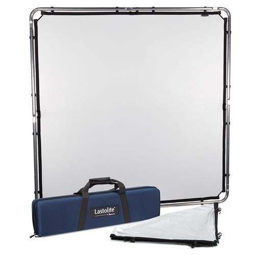 - Lastolite SkyLite Rapid Midi 5x5' Frame Kit with Silver/White Reflector and Rigid Carry Case