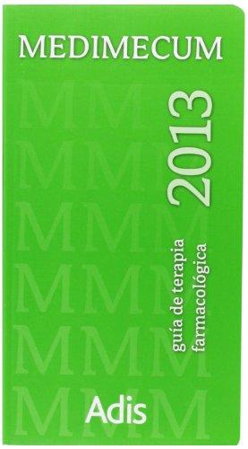 Descargar Libro Medimecum 2013 - Guia De Terapia Farmacologica Aa.vv.