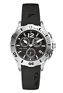 Nautica A15614M - Reloj cronógrafo de cuarzo para mujer