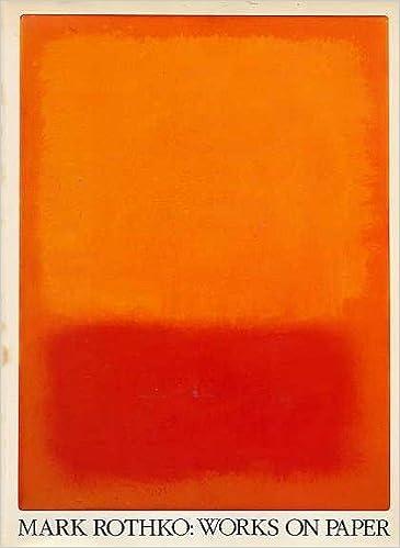 Mark Rothko. Works on Paper
