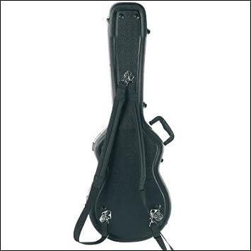 Ortola 0716-001 - Estuche guitarra les paul abs lp-450 mochila, color negro: Amazon.es: Instrumentos musicales