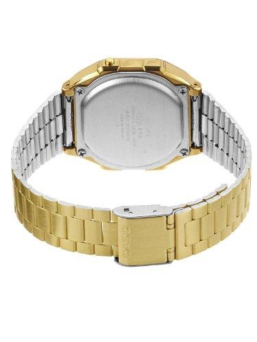CASIO-A168WG-9E-Reloj-de-cuarzo-unisex-color-dorado