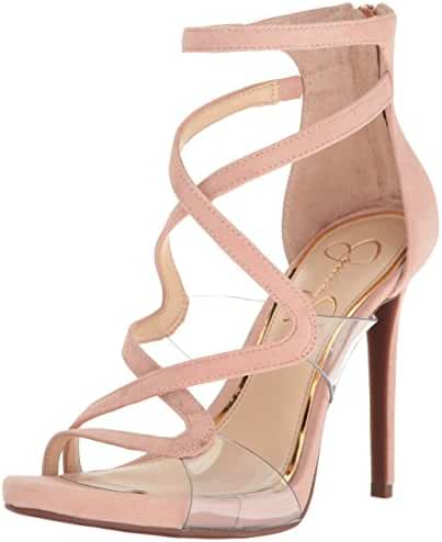 Jessica Simpson Women's Roelyn Heeled Sandal