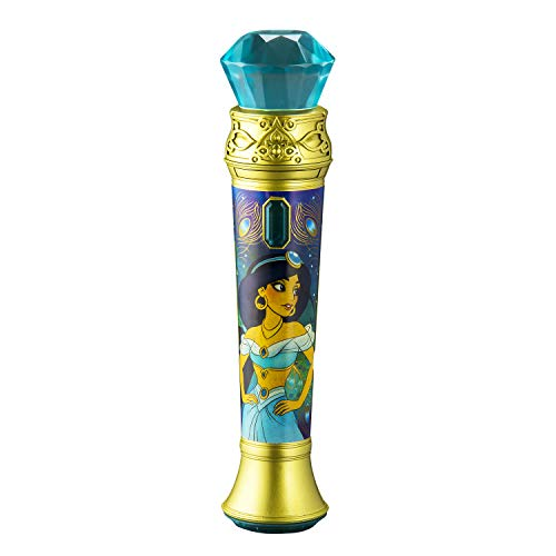 Aladdin Sing Along MP3 Microphone Sing to Built in Music Or Connect Your Audio Device & Sing to Whatever You Like (Best Sing Alongs Ever)