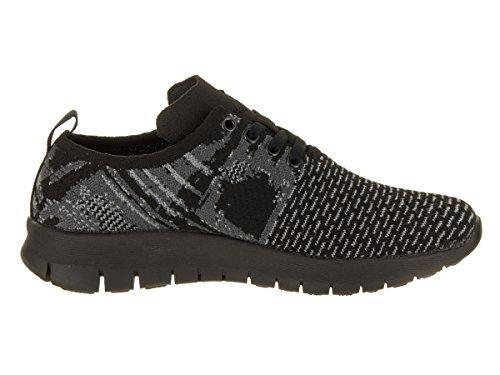 Skechers Womens Bright Idea - Fleet Footed Casual Shoe Black
