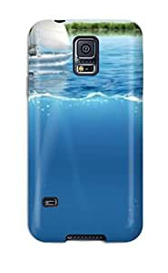 Kara Zahradnik's Shop Cheap 1192951K49289635 High Quality Beauty Of Ocean Skin Case Cover Specially Designed For Galaxy - S5