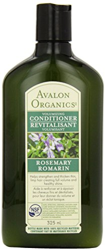 Avalon Organics Volumizing Conditioner - Rosemary - 11 oz - 2 pk (Avalon Nutrition Conditioner)