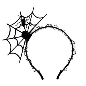 Love Sweety Halloween Spider Ghost Pumpkin Hair Hoop Cosplay Devil Headband