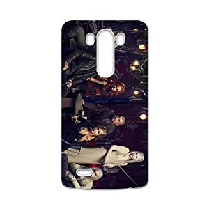 ORIGINE Vyizov Serial Design Pesonalized Creative Phone Case For LG G3 by icecream design