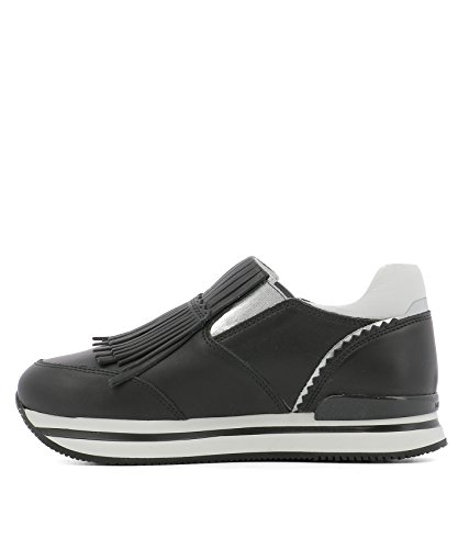 Hogan Sneakers Donna HXW2220X170DZF0160 Pelle Nero