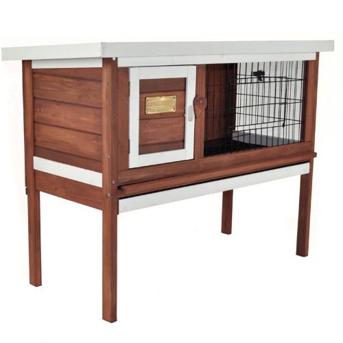 Advantek The Penthouse Rabbit Hutch