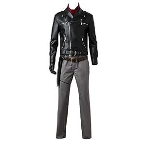 CosplayDiy Men's Suit for Walking Dead Rick Grimes Cosplay Costume