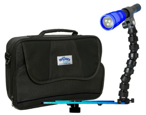 Fantasea Line Radiant 1600 Lighting Set for GoPro Housing and Compact Digital Cameras by Fantasea Line