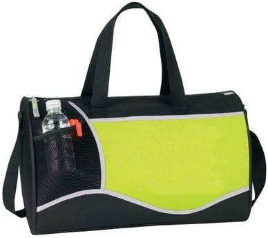 Apple Green Yens FantasybagCross Sport Duffle ST-36