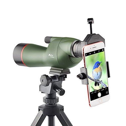 Gosky HD 15-45X60 Spotting Scope - Waterproof...