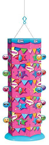 Goodie Gusher Reusable Party Piñata, Pixie Pink Emoticon for $<!--$26.99-->