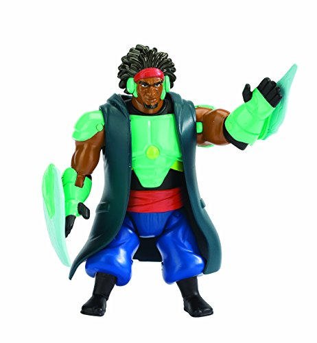Big Hero 6 4-Inch Wasabi No-Ginger Action Figure