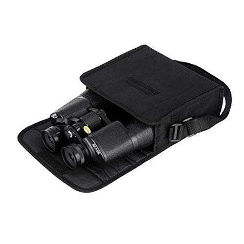 NASHICA Sprit 20 X 50 ZCF, 20 Times Binoculars, Outdoor Travel Binoculars, Water Resistant, Fully Coated Lense, 7.4'' x 6.8'' x 2.3'', Black by NASHICA (Image #3)