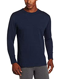 Men's Mid Weight Crew Neck Thermal Sleepwear