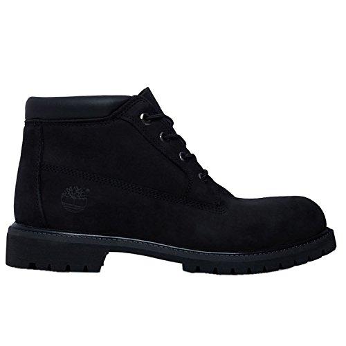Timberland Heren Icon Waterproof Chukka Nubuck Boots Zwart