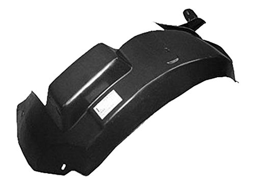 (OE Replacement Cadillac CTS Front Driver Side Fender Inner Panel (Partslink Number GM1248159))