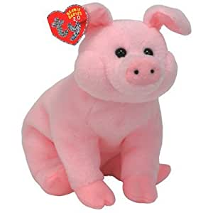 Amazon.com  Ty Sniffs - Pig  Toys   Games 125b90b3b1e