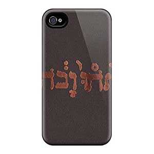 Protective Hard Phone Case For Iphone 4/4s With Custom High Resolution Emperor Band Pictures MarieFrancePitre