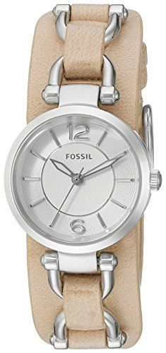 fossil women watches brown dial - 7