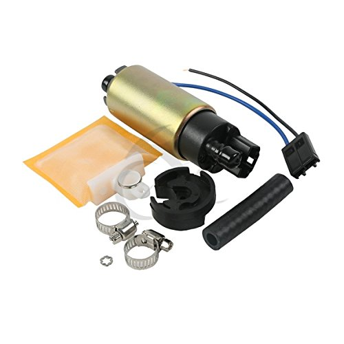 TCMT 12V Intank Injection TCMT Fuel Pump Kit For Yamaha YZFR6 YZF R6 600 R6L R6S R6R 2003 2004 2005 2006 2007 2008 2009 2010 2011 2012 R6 Fuel Injection