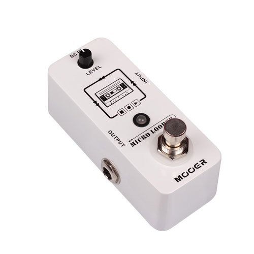 Mooer Micro Looper Effects Pedal by Mooer (Image #1)