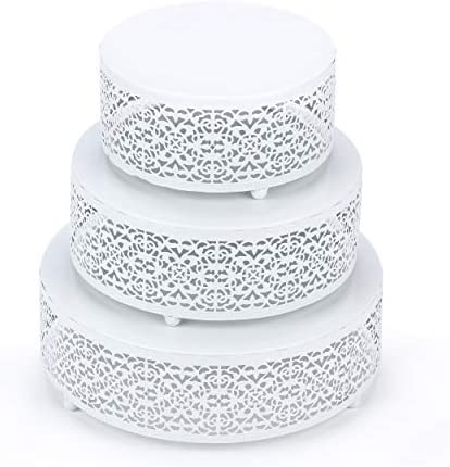 Hotity 3 Piece Dessert Display Cupcake product image