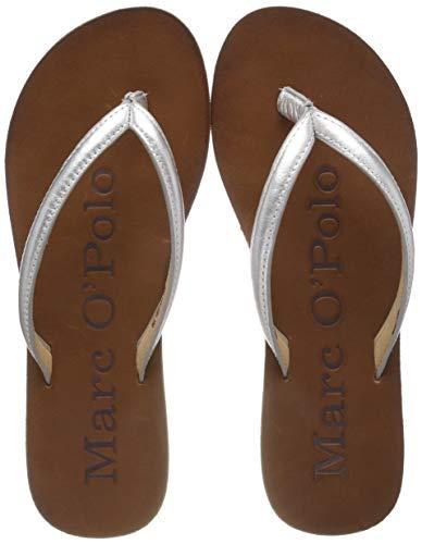 Beach Sandal 165 Marc Silver Fqsn4n5xa Infradito O'polo Donna Argento gmYb7vyIf6