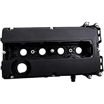Engine Valve Cover Camshaft Rocker Cover for 2009-2011 Chevrolet Aveo Aveo5 LS 1.6L L4 - Gas 55564395