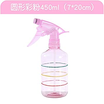 XXAICW Plantas de spray hortícola flor riego riego riego riego regadera aerosol diluido pote transparentes color