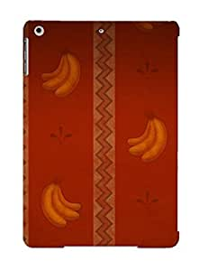 New Arrival Case Cover YtRUJoI6344lmoSq With Design For Ipad Air- Banana Pattern Best Gift Choice For Lovers