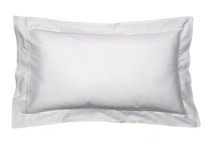 Amazon Dea Christine Sateen Insert Pillow Sham King White Mesmerizing King Sham Pillow Insert