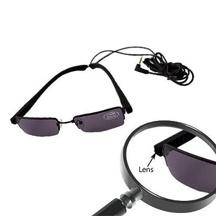 Gafas espia. Cámara espia oculta en gafas. 480TVL . LawMate