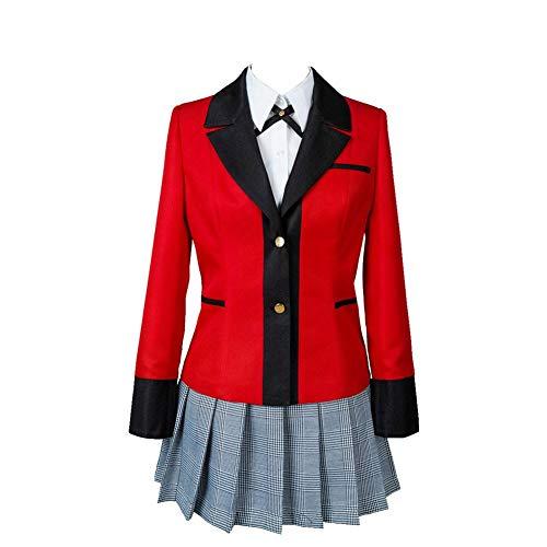 CosplayLife Kakegurui Uniform-S -